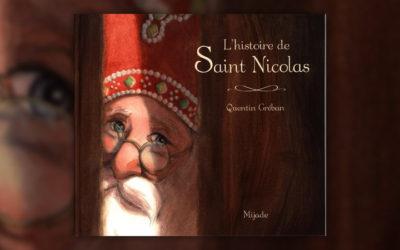 Quentin Gréban, L'Histoire de saint Nicolas