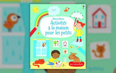 Rebecca Gilpin, Activités à la maison pour les petits