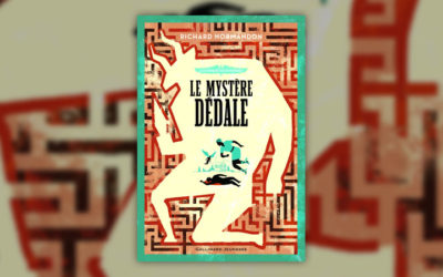 Richard Normandon, Les Enquêtes d'Hermès, tome 1: Le Mystère Dédale