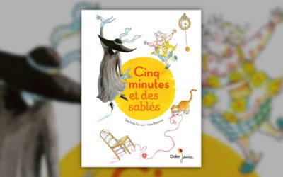 Stéphane Servant et Irène Bonacina, Cinq minutes et des sablés