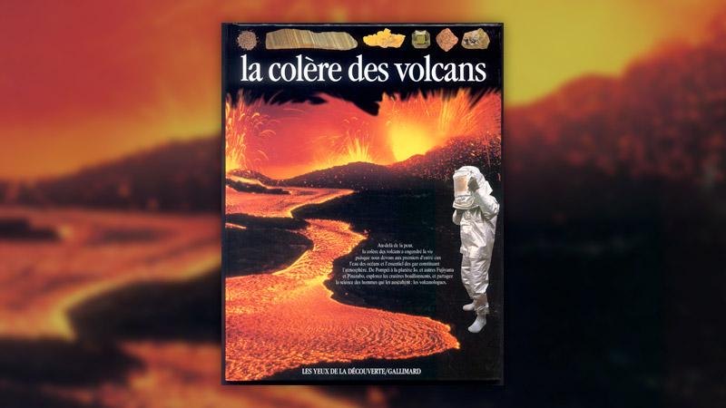 Susanna Van Rose, La colère des volcans