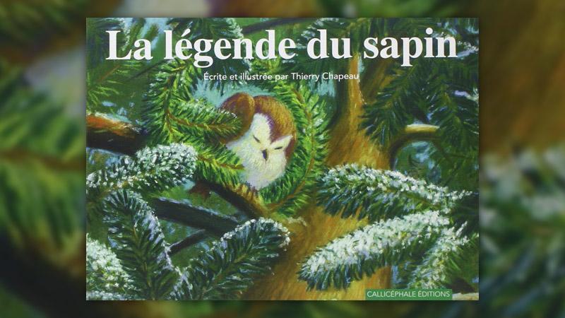 Thierry Chapeau, La légende du sapin