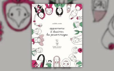 Sachiko Umoto, Apprenons à dessiner les personnages