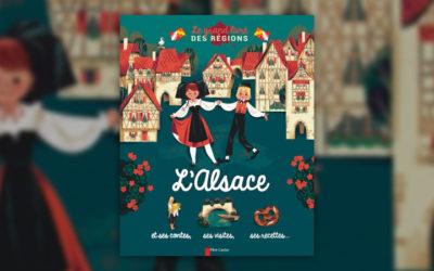 Violaine Troffigué, Le grand livre des régions: l'Alsace