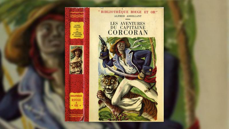 Alfred Assolant, Les merveilleuses aventures du Capitaine Corcoran