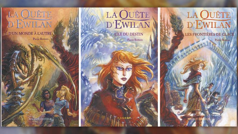 Pierre Botero, La quête d'Ewilan