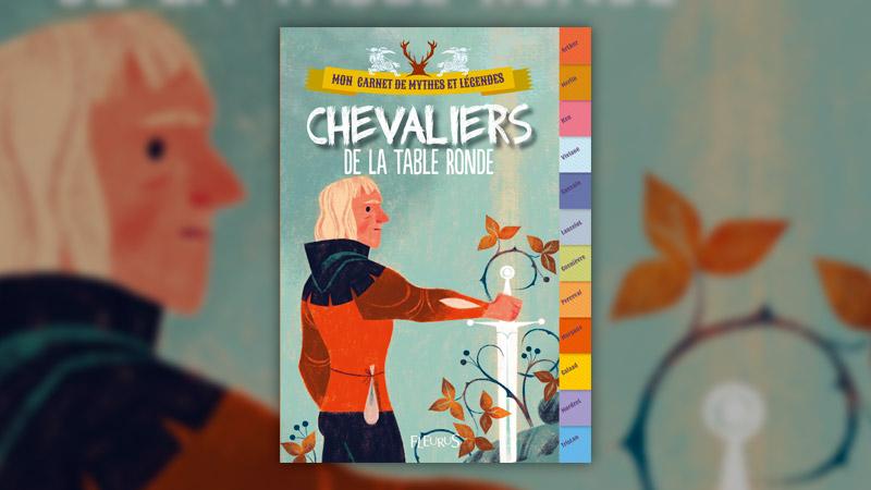 Fabien Clavel et Annette Marnat, Chevaliers de la Table ronde