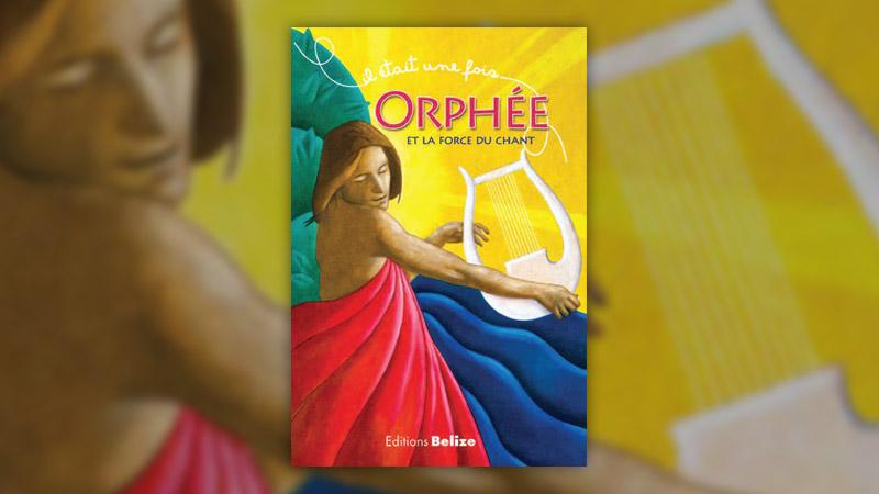 Laurent Bègue, Orphée et la force du chant
