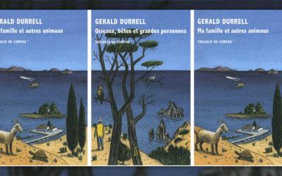 Gerald Durrell, La trilogie de Corfou