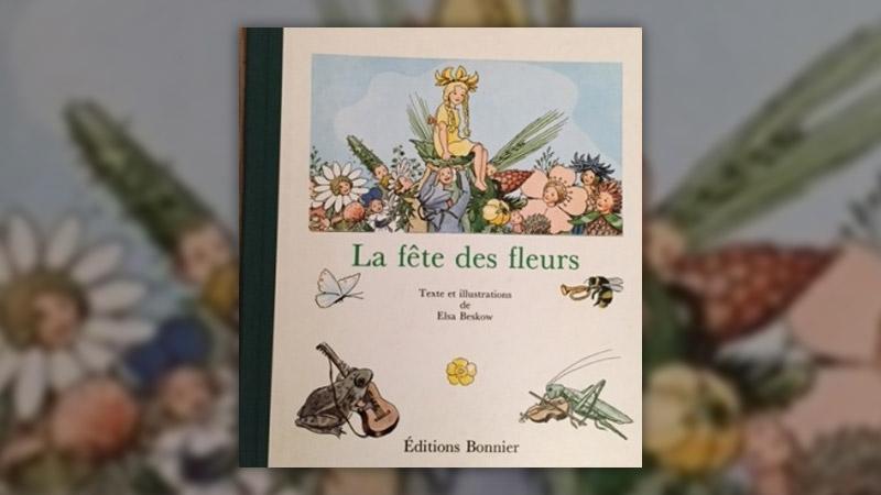 Elsa Beskow, La fête des fleurs