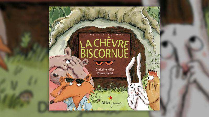 Christine Kieffer, La chèvre biscornue