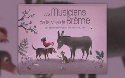 Jacob et Wilhelm Grimm, Les Musiciens de la ville de Brême