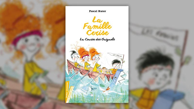 Pascal Ruter et Maureen Poignonec, La Famille Cerise, La Course des guignols