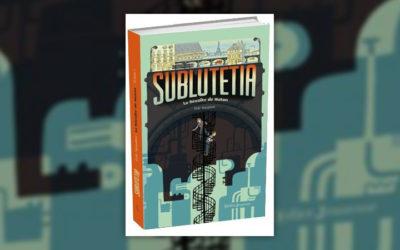 Eric Senabre, Sublutetia, La Révolte de Hutan