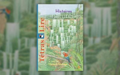Horacio Quiroga au sommaire du magazine Tétras Lire