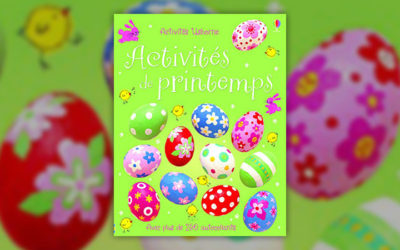 Fiona Watt, Kate Knighton, Leonie Pratt, Activités de printemps