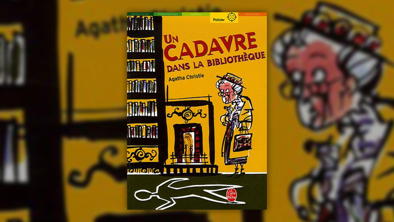 Agatha Christie, Un cadavre dans la bibliothèque