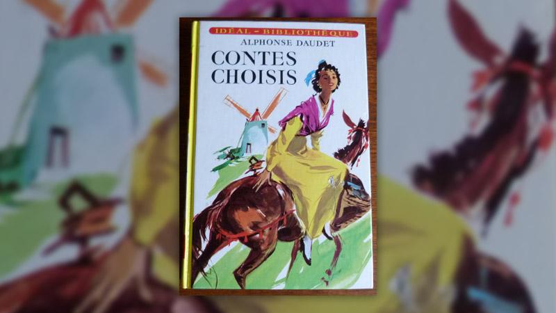 Alphonse Daudet, Contes choisis