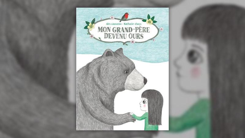 Alex Cousseau, Mon grand-père devenu ours