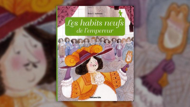 Hans G. Andersen, Les Habits neufs de l'empereur