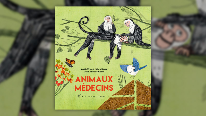 Angie Trius et Mark Doran, Animaux médecins