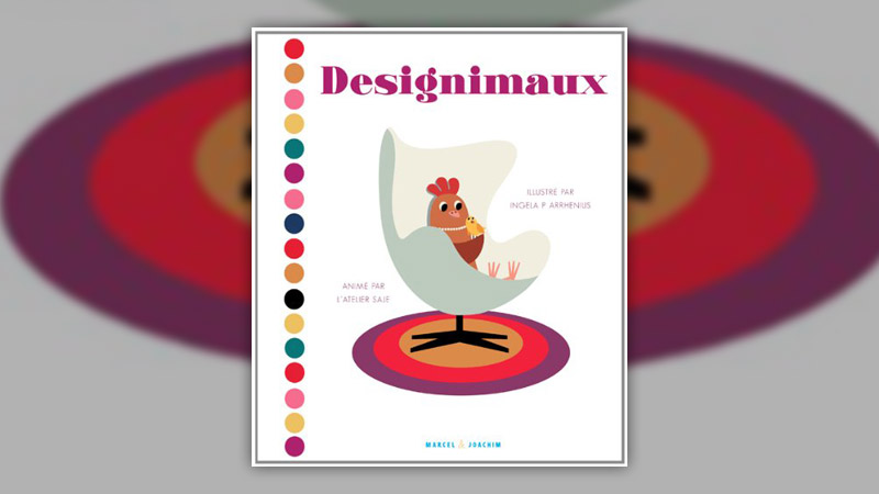 Ingela P. Arrhenius, Designimaux