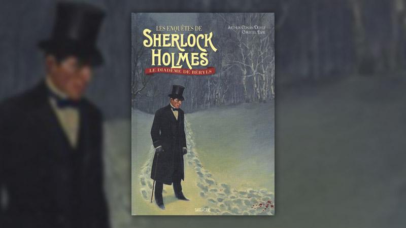 Arthur Conan Doyle, Les enquêtes de Sherlock Holmes, Le diadème de Béryls