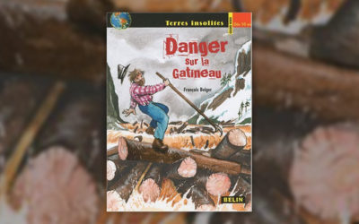 François Beiger, Danger sur la Gatineau