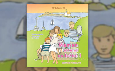 Emilie et Bettina Fett, Maman attend un bébé