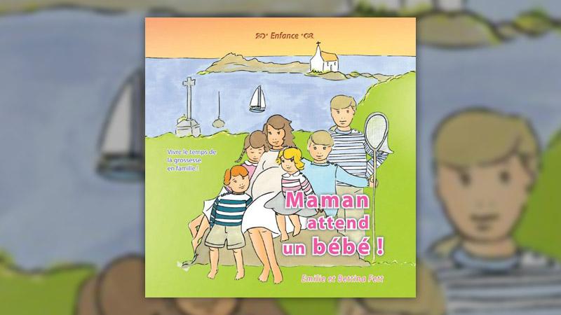 Emilie et Bettina Fett, Maman attend un bébé