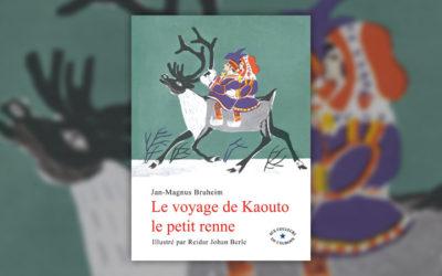 Jan Magnus Bruheim, Le Voyage de Kaouto, le petit renne