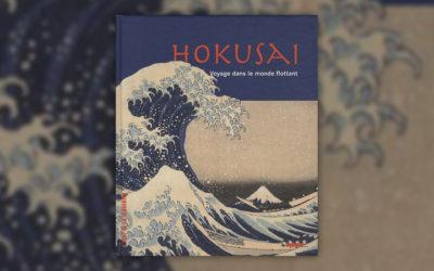 Caroline Larroche, Hokusai, voyage dans le monde flottant