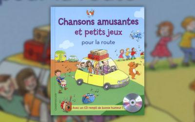 Chansons amusantes et petits jeux pour la route