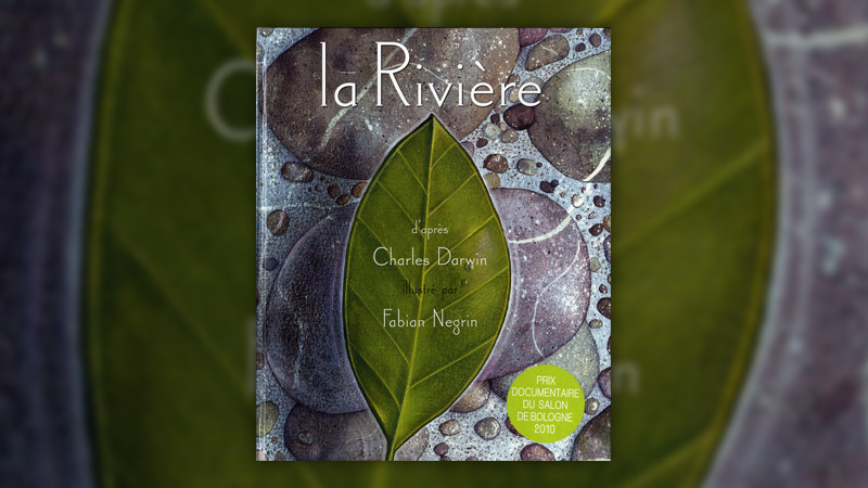 Charles Darwin, La Rivière