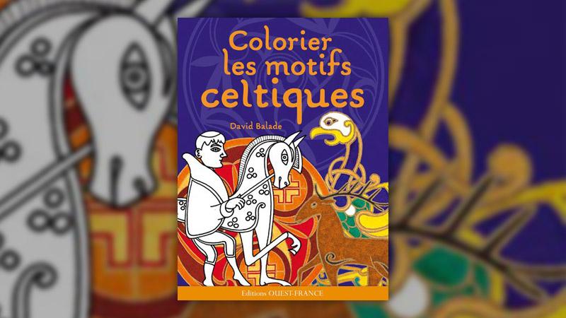 David Balade, Colorier les motifs celtiques