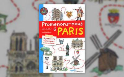 Sylvie Dodeller, Promenons-nous à Paris