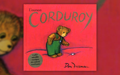Don Freeman, L'ourson Corduroy