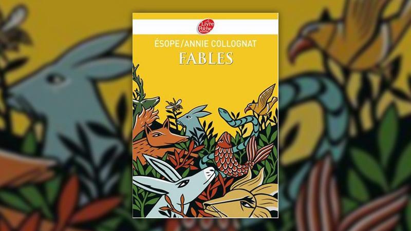 Esope et Annie Collognat, Fables