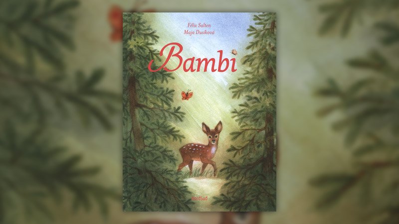 Felix Salten, Bambi