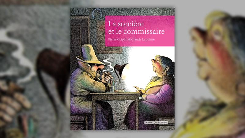 Pierre Gripari, La Sorcière et le Commissaire