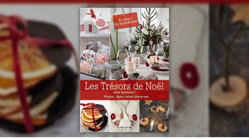 Hege Barnholt, En direct de Scandinavie: les trésors de Noël
