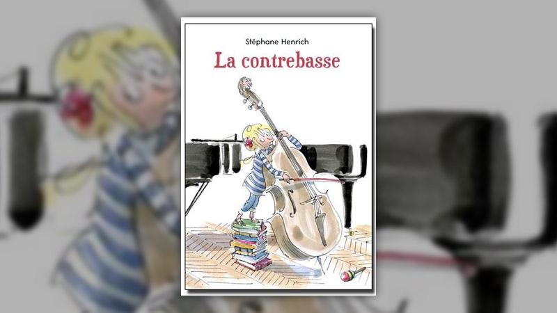 Stéphane Henrich, La contrebasse
