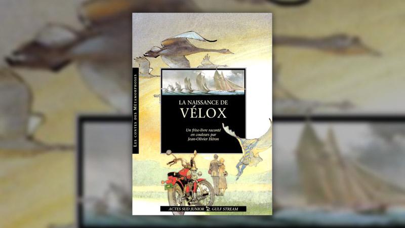 Jean-Olivier Héron, La Naissance de Vélox