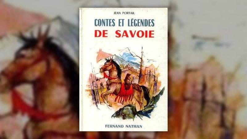 Jean Portail, Contes et Légendes de Savoie, Fernand Nathan