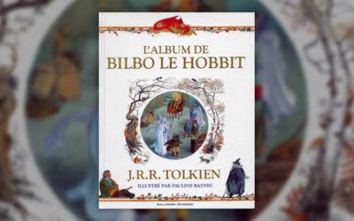 John Ronald Reuel Tolkien, L'album de Bilbo le Hobbit, Adieu à la Terre du Milieu