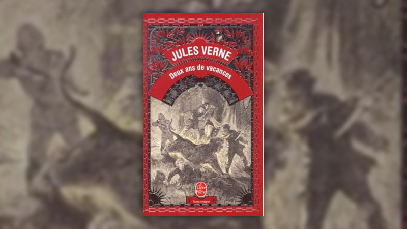 Jules Verne, Deux ans de vacances