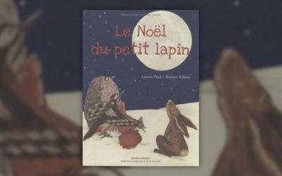 Lorenz Pauli et Kathrin Schärer, Le Noël du petit lapin