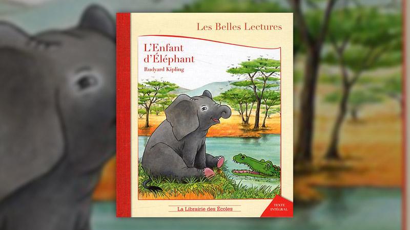 Rudyard Kipling, L'Enfant d'Éléphant