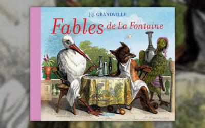Jean de La Fontaine, Fables