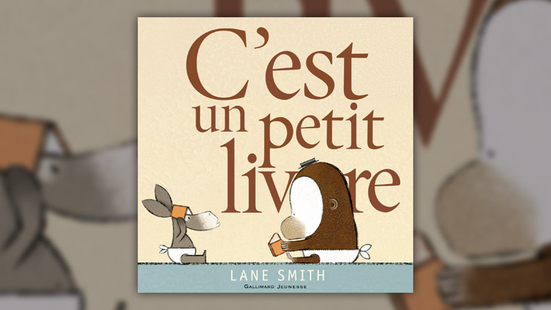Lane Smith, C'est un petit livre